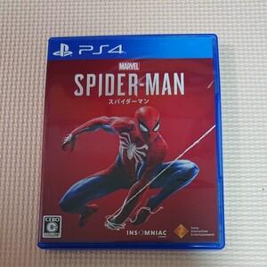 PS4スパイダーマン