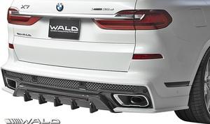 【M's】BMW G07 X7 M SPORT 35d M50i 前期 (2019.06-) WALD SPORTS LINE リヤスカート // FRP ヴァルド バルド エアロパーツ Mスポーツ