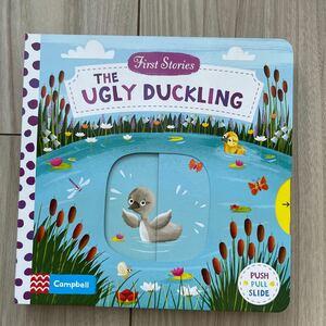 仕掛け絵本 英語絵本 ugly duckling