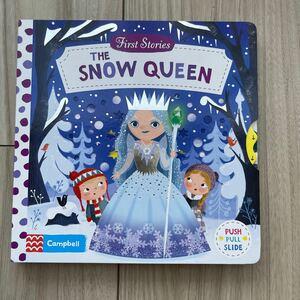 仕掛け絵本 英語絵本 snow queen
