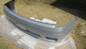 [稀少品]日産セレナ(C24前期) リインフォースメント付き純正フロントバンパー