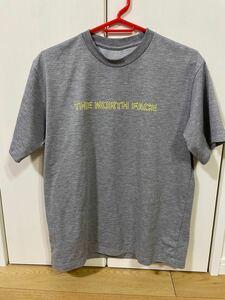 THE NORTH FACE ノースフェイス Tシャツ メンズM カラー:グレー