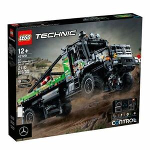レゴ LEGO 42129 メルセデス・ベンツ・ゼトロス - 全輪駆動トラック