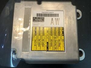 Vellfire  30 89170-58120  Alphard  AGH30/35 GGH30/35  подушка безопасности   компьютер  ECU  ремонт  делаю.  гарантия  может.  AB14151