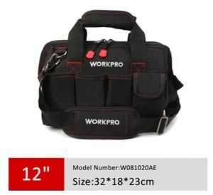 ★☆【大人気!!】Work 大容量 ツールバッグ 600D 工具箱 ショルダーバッグ ツールボックス マルチバッグ 工具入れ 耐摩耗性 W081020AE☆★