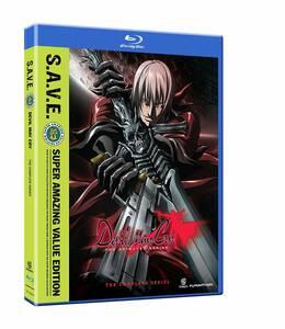 【送料込】デビルメイクライ 全12話 (北米版 ブルーレイ) Devil May Cry blu-ray BD