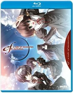 【送料込】ef - a tale of memories & a tale of melodies 全24話 (北米版 ブルーレイ) blu-ray BD