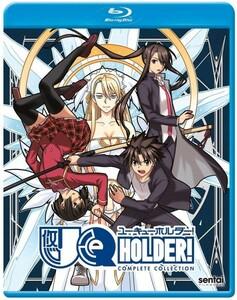 【送料込】UQ HOLDER! ~魔法先生ネギま!2~ 全12話+OVA3話(北米版 ブルーレイ) UQ Holder blu-ray BD