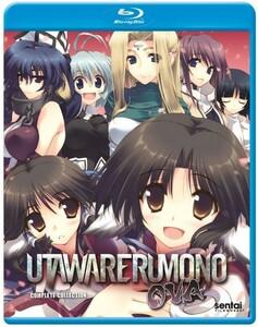 【送料込】うたわれるもの OVA 全3話(北米版 ブルーレイ) Utawarerumono blu-ray BD