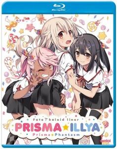 【送料込】プリズマ☆イリヤ プリズマ☆ファンタズム OVA(北米版 ブルーレイ) Fate / Kaleid Liner Prisma☆Illya Prisma Phantasm blu-ray
