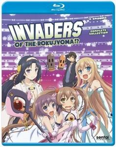 【送料込】六畳間の侵略者!? 全12話(北米版 ブルーレイ) Invaders of the Rokujyoma!? blu-ray BD