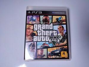 PS3 グランドセフトオート5 GTA5 グランド・セフト・オートV PS3ソフト GTAV