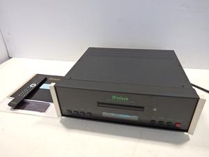 美品 McIntosh マッキントッシュ MCD350 SACD/CDプレーヤー