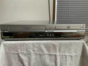 パナソニック NV-VHD1 DVDプレーヤー一体型ビデオデッキ 送料無料