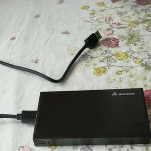 Salcar USB3.0 2.5インチ HDD/SSDケース SATA3