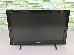 ソニー SONY ブラビア BRAVIA KDL-22EX42H 液晶テレビ 2011年製 ブラック 22V型 地上・BS・110度CSデジタルハイビジョン 2107LO032