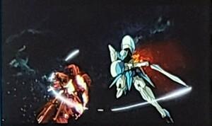 劇場版 機動戦士ガンダム 閃光のハサウェイ 4週目 入場特典 来場者特典 フィルム ガンダム00 ケルディムガンダム ガッデス