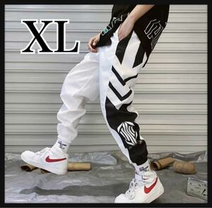 ジョガーパンツ 韓国 メンズ ラインパンツ ストリート ジャージ トラックパンツ カーゴパンツ サルエルパンツ ルームウェア
