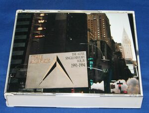 [CD]THE ALFEE ジ・アルフィー シングルヒストリー VOL.4 1991-1994◆桜井賢 坂崎幸之助 高見沢俊彦