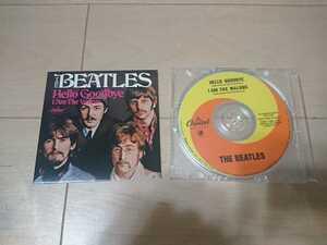 ★ビートルズ The Beatles ★HELLO GOODBYE/I AM THE WALRUS ★CD ★紙ケース付 ★中古品