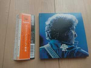 ★ボブ・ディラン Bob Dylan ★グレー・テスト・ヒット 第2集 Bob Dylan's Greatest Hits ★紙ジャケット仕様CD ★帯付き ★中古品