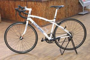 LOUIS GARNEAU LGS-CR07 LG WHITE ルイガノ ロードバイク シーアール07 450mm ホワイト 2013年モデル 自転車