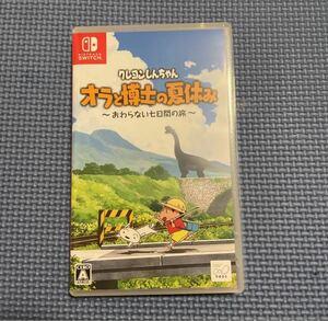 クレヨンしんちゃん ニンテンドースイッチソフト Nintendo Switch