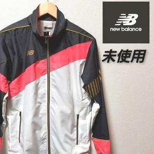 new balance 未使用 メンズ M ニューバランス ジャケット ウィンドブレーカー スポーツ ウェア 陸上 ランニング