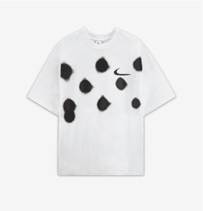 ★送料無料★ Lサイズ Nike Off-White Dot White Tee オフホワイト ナイキ ショートスリーブトップ スプレー ドット Tシャツ ホワイト 白