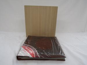 EL-03302-10 コクヨ ジョイナーアルバム (シルバーポート) 木箱入り