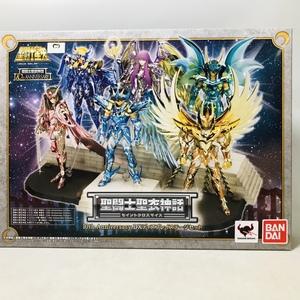 新品未開封 聖闘士星矢 聖闘士聖衣神話 10th Anniversary DXディスプレイステージセット