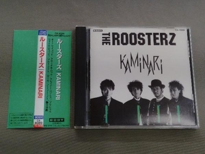 THE ROOSTERS(THE ROOSTERZ) CD KAMINARI