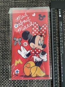 新品 未開封 ディズニー ミニーマウス ミニーちゃん マルチケース 整理 文房具 文具 ファイル マスクケースにも 収納 おしゃれ