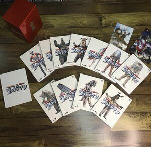 ウルトラマン DVD BOX初回限定生産