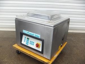 y1004-20 エフ・エム・アイ FMI 真空パックマシン 真空包装機 FV-430TTE 3相200V 中古 厨房 店舗用品