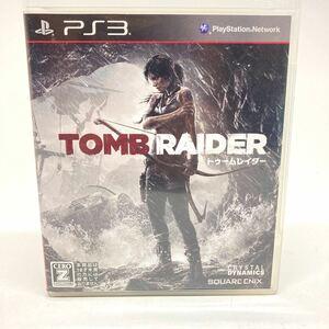 トゥームレイダー 【CEROレーティング「Z」】 - PS3 プレイステーション3