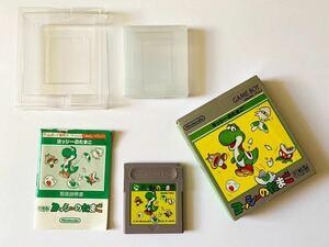 ゲームボーイ ヨッシーのたまご 箱説あり GameBoy GB Yoshi's Egg