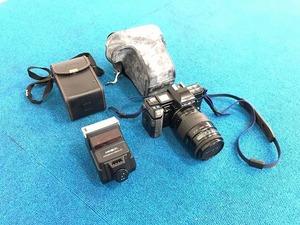 【米軍放出品】MINOLTA/ミノルタ 一眼レフカメラ a7000 プログラムフラッシュ 2800AF (60) ☆BG5RK-W