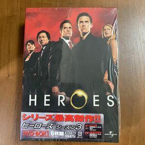 HEROES/ヒーローズ シーズン3 DVD−BOX 1/マイロヴィンティミリアヘイデンパネッティーアマシオカ