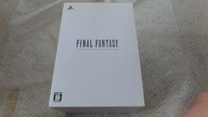 ●ファイナル ファンタジー FINAL FANTASY 25th ANNIVERSARY ULTIMATE BOX 内容物極美品●