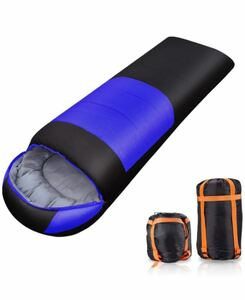 寝袋 封筒型 保温防水