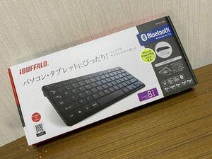 iBUFFALO Bluetoothキーボード ワイヤレスキーボード BSKBB22