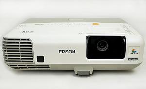 【中古】EPSON 液晶プロジェクター EB-910W リモコンいたみ