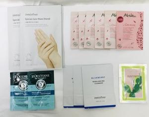 【未使用品/未開封品】コスメ マスク スキンオイル ヘアコンディショナー ハンドマスク 洗顔料 ボディ用洗浄 RS0705