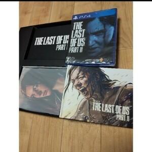 新品 ラストオブアス2 コレクターズエディション 限定版(ソフト+付属品) PS4ソフト PS4