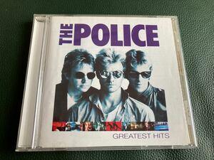 POLICE(ポリス)ベスト グレイテストヒッツ GREATEST HITS BEST