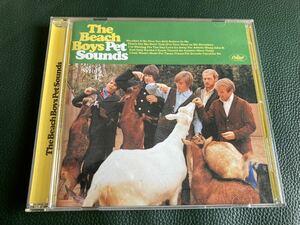 THE BEACH BOYS PET SOUNDS ビーチボーイズ ペットサウンズ リマスター盤