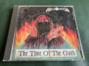 HELLOWEEN(ハロウィーン)The Time Of The Oath ザタイムオブジオウス ヘビーメタル