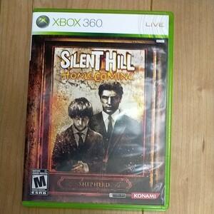 XBOX360  北米版 SILENT HILL ホームカミング