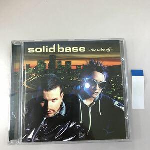 CD 輸入盤 中古【洋楽】長期保存品 solid base
